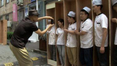 A Long Way Home filmstill Gao cooks