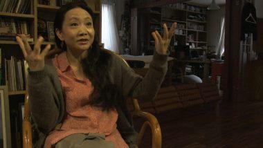 A Long Way Home filmstill interview Wen Hui