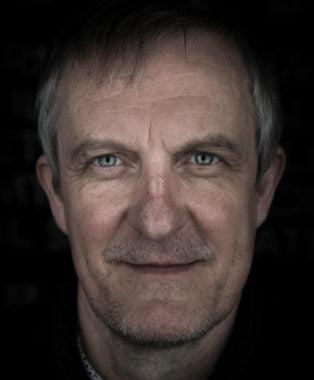 Portrait von Luc Schaedler, go between films, schweiz